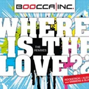 Where is the Love - Booca Inc